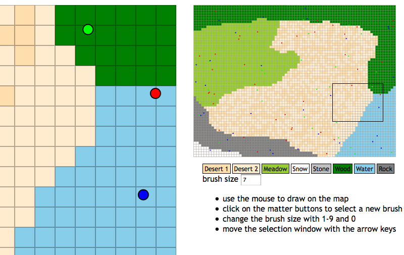 almost) murphy de - A Map Editor with HTML Canvas
